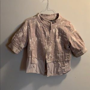 Bcbgmaxazria spring jacket